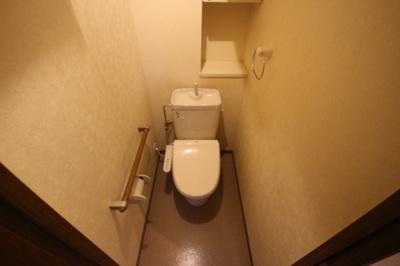 【トイレ】パウゼ六甲道