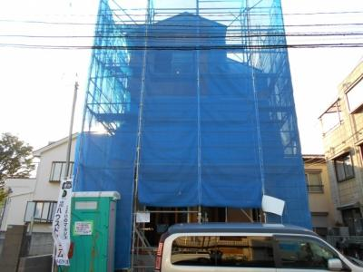 【外観】川口市西川口4丁目 新築分譲住宅全1棟
