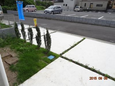 【駐車場】さいたま市緑区松木3丁目 新築分譲住宅全13棟・残1棟