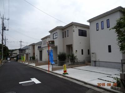 【外観】さいたま市緑区松木3丁目 新築分譲住宅全13棟・残1棟