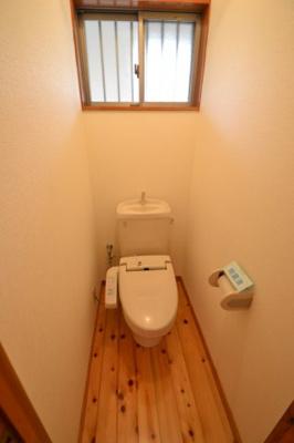 【トイレ】ウッドハイツ
