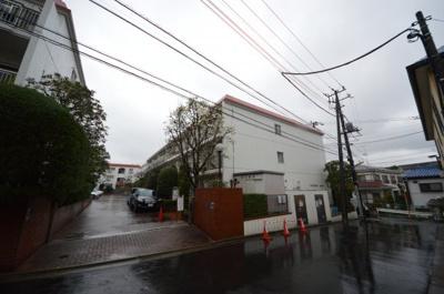 【外観】駒沢ガーデンハイツB棟