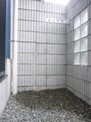 【バルコニー】プレステージ八雲