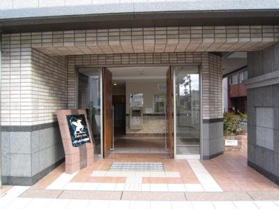 【エントランス】パデシオン六角堀川東