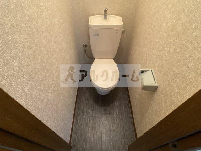 エクセルコーポ トイレ