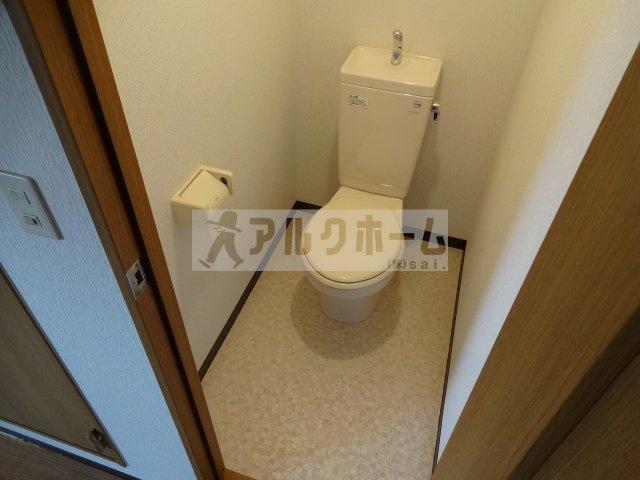 谷口マンション トイレ