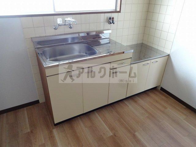 谷口マンション キッチン
