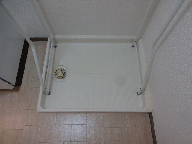 メゾン離宮 洗濯防水パン