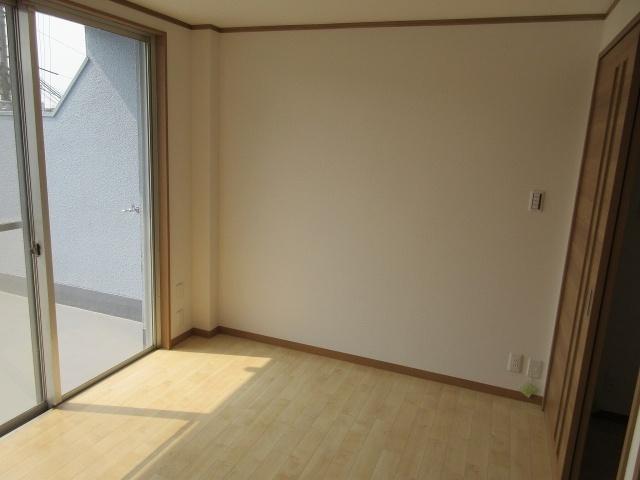 山下マンション 洋室