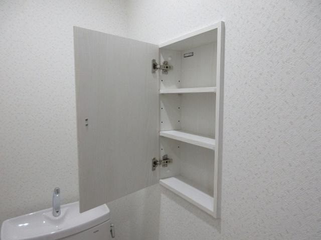 山下マンション トイレ