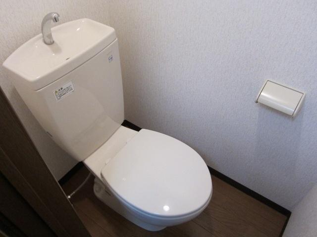 【トイレ】谷野ハイツ