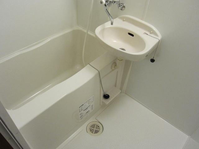 【浴室】谷野ハイツ