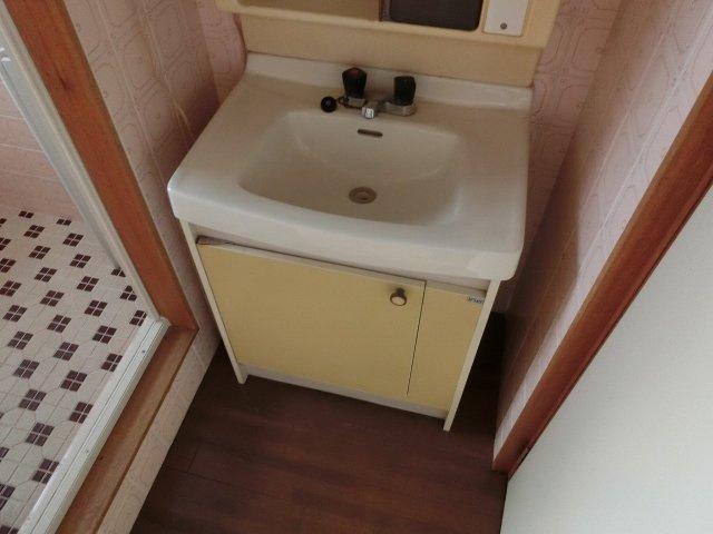ハイツヤガミ 独立洗面台