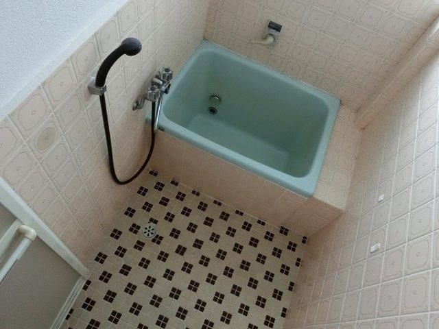 ハイツヤガミ 風呂