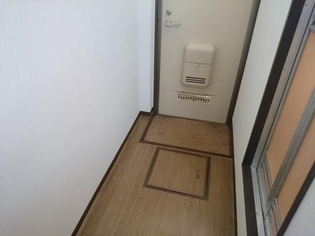 【玄関】プレステージK
