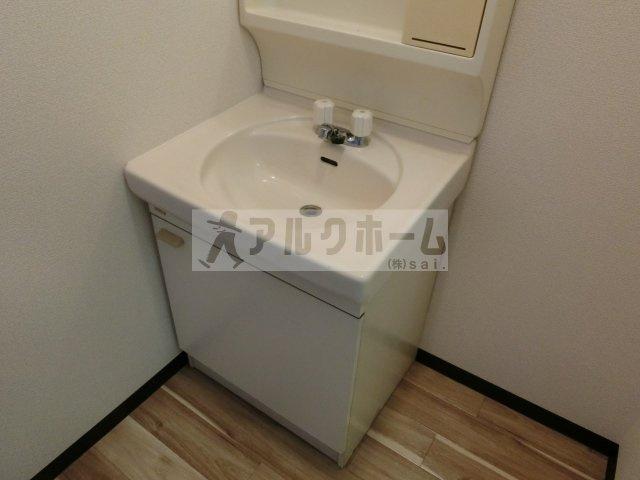 アネックス(河内国分) 2DK 洗面台