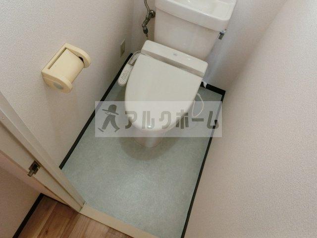 アネックス(河内国分) 2DK トイレ