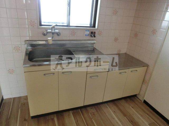 アネックス(河内国分) 2DK キッチン 台所
