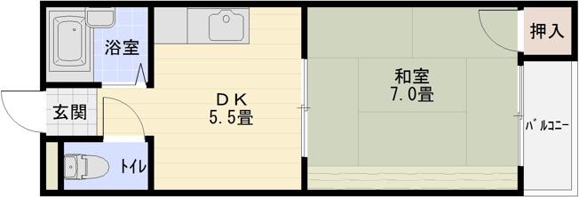 八尾木グリーンハイツ