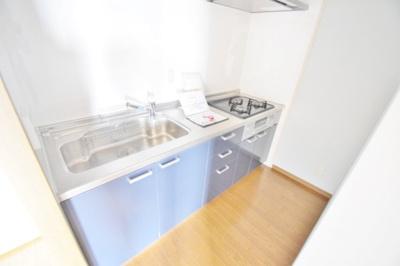 【キッチン】グレープヒル安堂