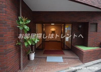 【エントランス】安田神保町マンション
