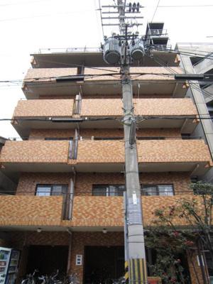 【外観】ライオンズマンション京都三条第2