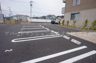 【駐車場】マルシェみどりのⅡ