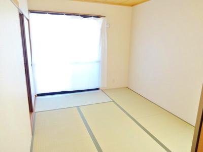 【寝室】エスポワール天美