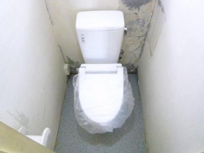 キレイなトイレです♪