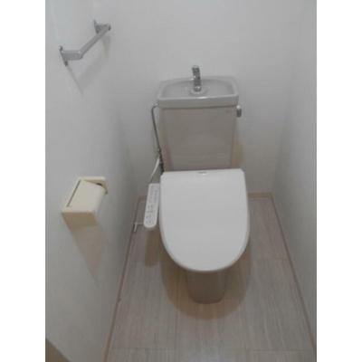 ドゥエルイーストのトイレ
