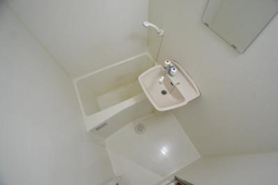 【浴室】ポートサイド大石