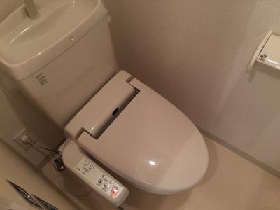 【トイレ】キューブコート