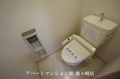 【トイレ】プレジオA