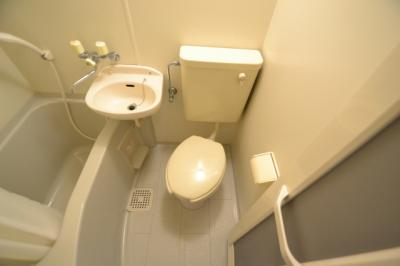 【トイレ】エクセレンス六甲