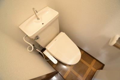 【トイレ】ロイヤルスパークル六甲2