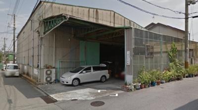 【外観】北条町OH倉庫
