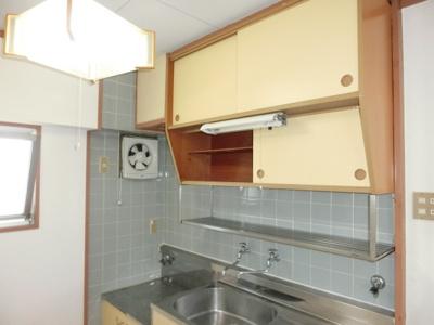 【キッチン】あだにやマンション