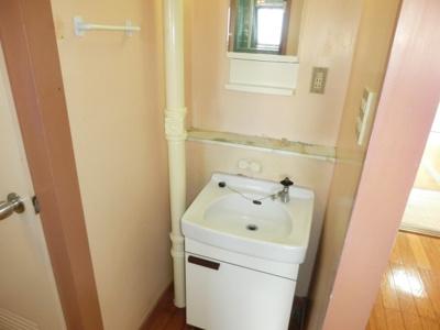 【洗面所】あだにやマンション