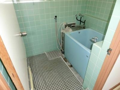 【浴室】あだにやマンション