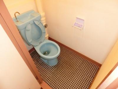 【トイレ】あだにやマンション