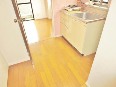 【キッチン】アパートメント翆月