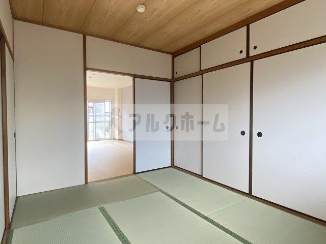【浴室】グレイス小山 A