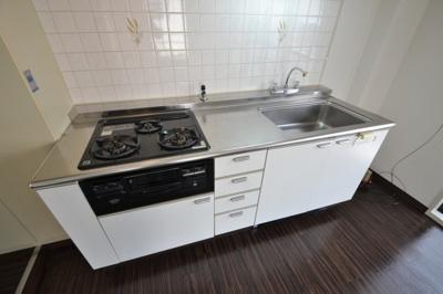 【キッチン】ベルトピア六甲1