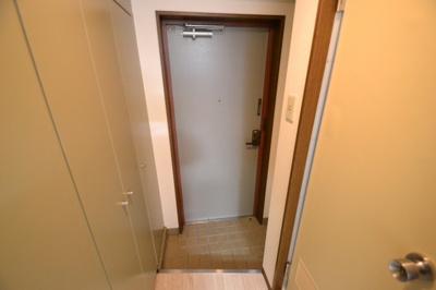 【玄関】ロマネスク六甲第2