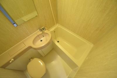 【浴室】ロマネスク六甲第2
