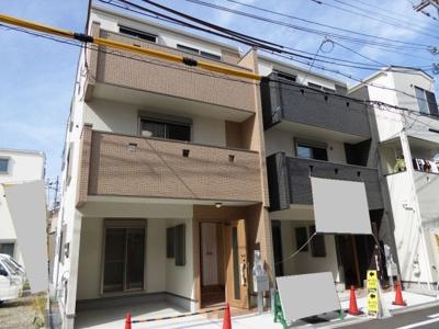【外観】今津北新築戸建