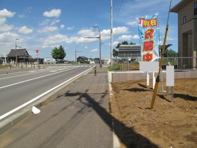 【前面道路含む現地写真】富士見ヶ丘4丁目20番