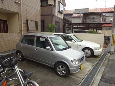 【駐車場】立花ハイツ