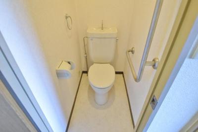 【トイレ】ピジョットハウス