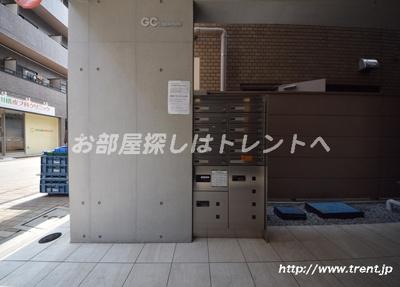 【その他共用部分】ゴールドシティ江戸川橋